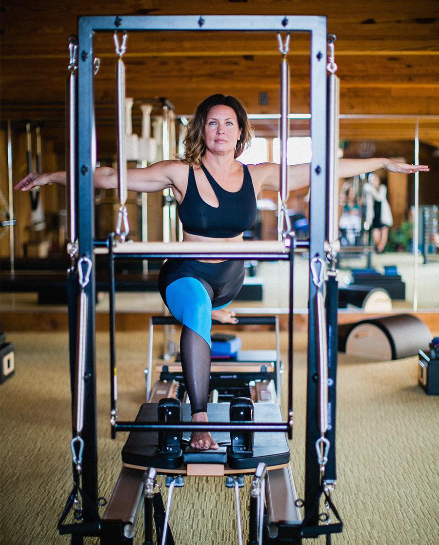 lbi fitness studio pilates loft barre studio trx halo spin rooms. Black Bedroom Furniture Sets. Home Design Ideas